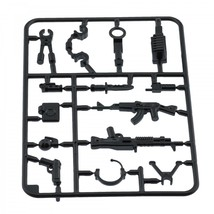 Custom army military guns weapons pack for lego minifigures minifig accessories set b 1 thumb200