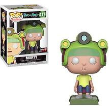Funko Morty (GameStop Exclusive): Rick & Morty x POP! Animation Vinyl Figure & 1 - $41.56