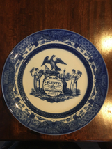 Mottahedeh Peace, Plenty and Independent Plate - $75.00
