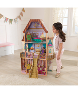 Disney Princess Belle Enchanted Dollhouse w/Furniture and Accessories - $95.00