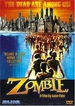 Zombie (1979) DVD