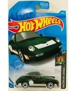 Hot Wheels - '96 Porsche Carrera -Scale 1:64 - Green - $9.85