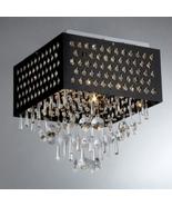 Aphrodite Chrome Ceiling Lamp - $176.22