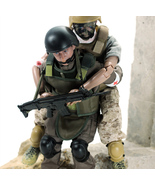 12' action figure 1/6 size 30cm height medical soldier figure model toy - $28.00