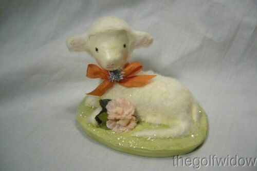 Bethany Lowe Precious Lamb for Easter