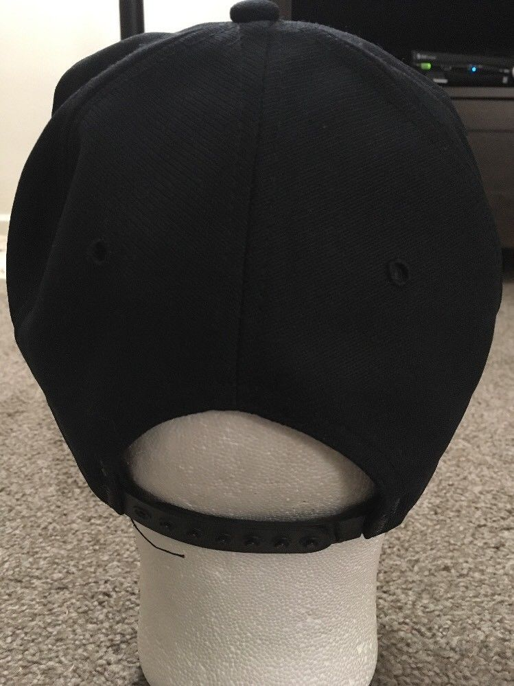 USS Michigan SSBN-727 Snapback Baseball Hat Size M/L Made In USA! - Unused