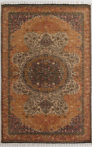 Hand Woven 100% Natural Jute Distressed Persian Style Area Rug/Wall Hang... - $110.92