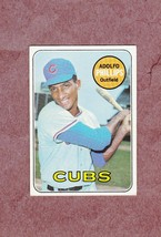 1969 Topps # 372 Adolfo Phillips Chicago Cubs - $2.49