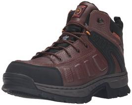 Skechers for Work Men's Vinton Gurden Comp Toe Work Boot Brown 12 D(M) US - £104.47 GBP