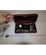 Vintage SINGER Button Holer 160743 Attachment buttonholer attachments fe... - $59.39