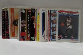 Michael Jordan 20 Card Lot Very Cool Stuff! Fleer Glossy Cut Above & More - $17.99