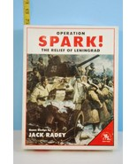 Operation Spark: The Relief of Leningrad 1943 - Clash of Arms 1997 Unpun... - $53.88