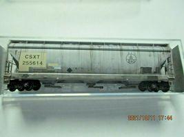 Micro-Trains Stock # 09444720  CSX/ex B&O 3- Bay Hopper CSX Family Series (N) image 4
