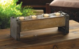 Tealight Candle Holder, Antique Table Top Candle Holders For Dining Table image 2