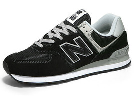 New Balance 574 Classic Men's Fashion Sneakers Casual Shoes (D) NWT ML574EGK - $79.11