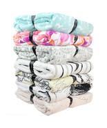 "NWT Christian Siriano Warm Plush Flannel THROW BLANKET OVERSIZED 60""x70""... - $59.99"