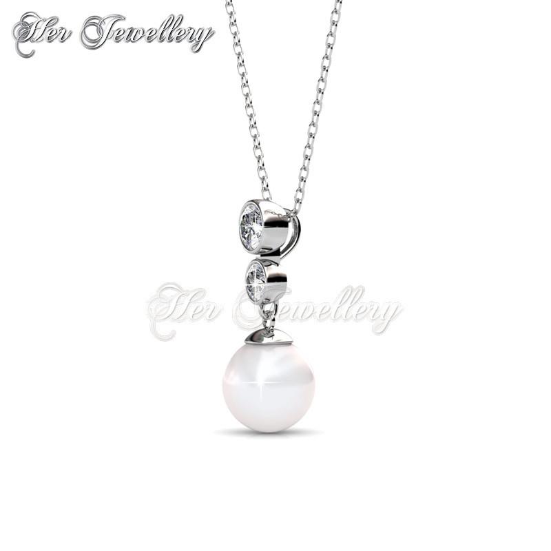 Bubbly Pearl Pendant