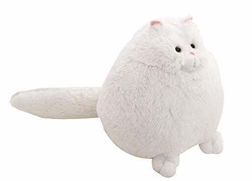 Primary image for PANDA SUPERSTORE White Cat Cute Doll Plush Doll Children Toy