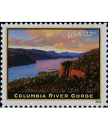 2016 $22.95 Express Mail, Columbia River Gorge Scott 5041 Mint F/VF NH - $42.94