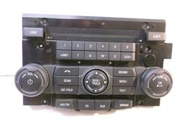 09-10-11 Ford Focus ..AM/FM Radio Controls Face Plate - $18.70