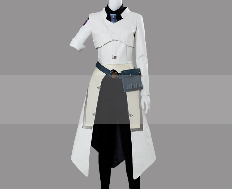 Overwatch moira skin scientist cosplay costume for sale