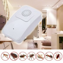 Indoor Pest Control Ultrasonic Electronic Mouse Repeller Cockroach Rat T... - $8.99
