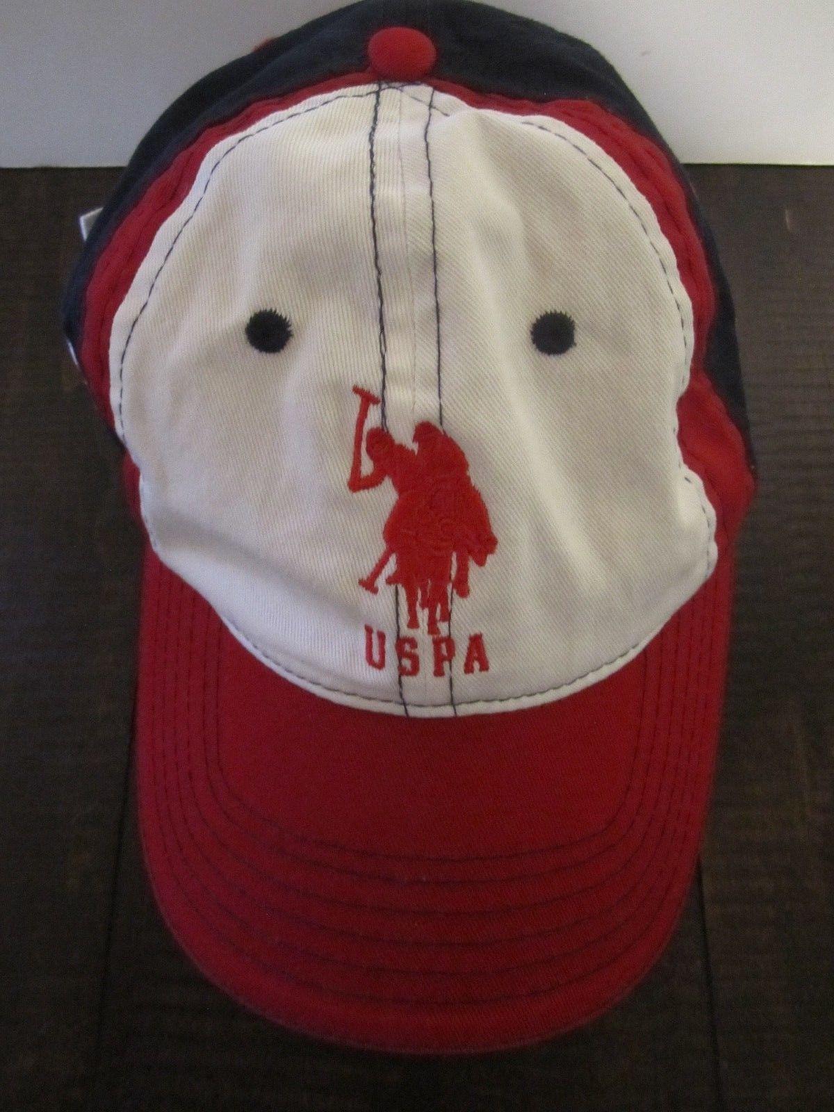 c2b145e0 Polo Ralph Lauren USA hat cap large pony and 48 similar items. S l1600