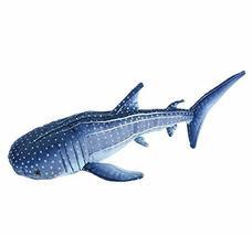 Rhode Island Novelty 17 Inch Blue Whale Shark Plush, One per Order - $16.48