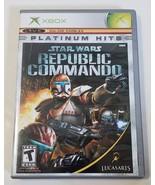 Star Wars: Republic Commando - Xbox PH Video Game CIB Complete - $58.36