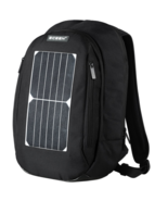 Bag Pack with Solar Panel Charger, Power Bank for Smart Phone, Speaker, ... - £74.80 GBP