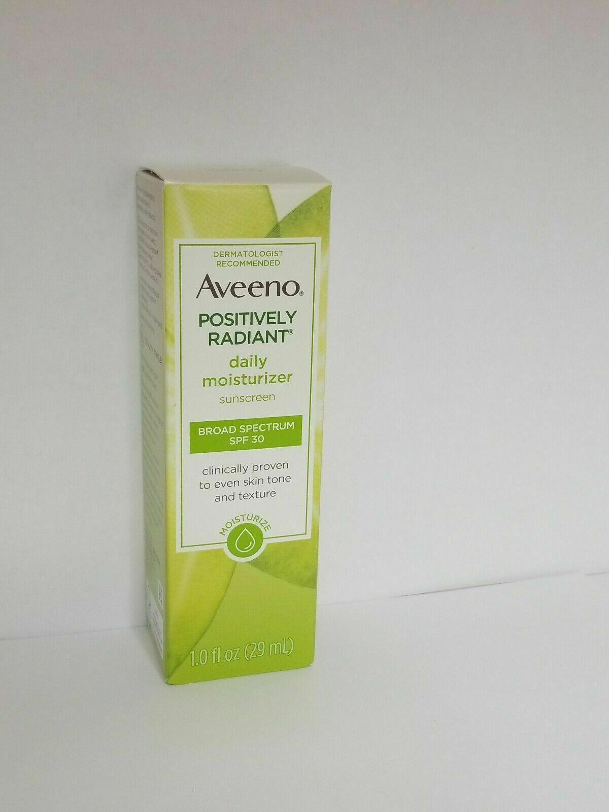 Aveeno Positively Radiant Daily Moisturizing Sunscreen Broad Spectrum SPF 30 - $19.79