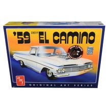 Skill 2 Model Kit 1959 Chevrolet El Camino 2 in 1 Kit Original Art Series 1/2... - $54.57