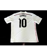 JAMES RODRIGUEZ REAL MADRID SIGNED ADIDAS SOCCER JERSEY PSA/DNA AUTHENTIC - $296.99