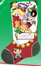 Dimensions Chock Full of Toys Holiday Christmas Needlepoint Stocking Kit... - $132.95