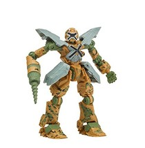 "Mech-X4 5"" Camo Robot with Drill Action Figure - $10.92"