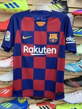 Nike Barcelona Home Jersey 19/20 Size Small - $89.10
