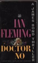 Doctor No - Ian Fleming - PB - 1963 - James Bond - FREE Shipping Over $40. - $6.62