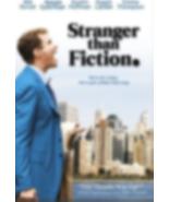 Stranger Than Fiction Dvd - $10.25