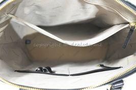 NWD Brahmin Large Duxbury Satchel/Shoulder Bag in Charcoal Westport image 5