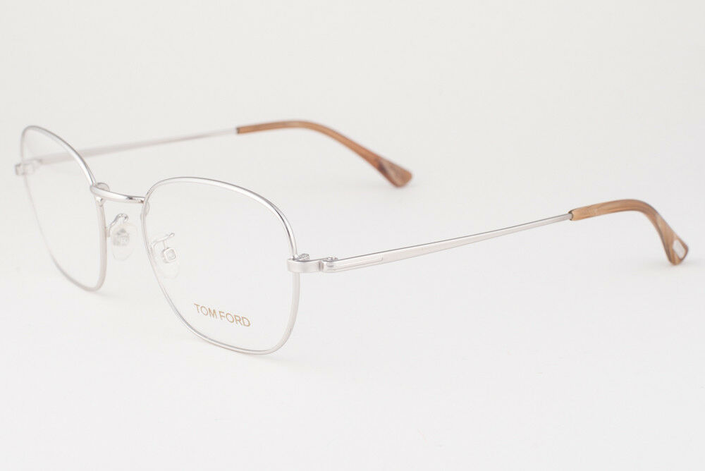 Tom Ford 5335 018 Silver Eyeglasses TF5335 018 51mm image 1