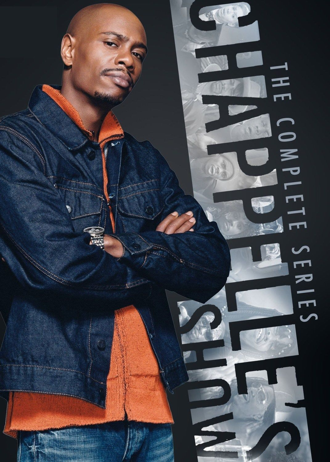 Dave Chappelle's Show The Complete Series [DVD Set] Comedy Central TV Show