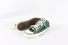 Vtg New Converse Mens 6 Womens 8 Chuck Taylor All Star Lo Top Shoes Gree... - $168.24