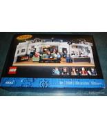 LEGO Ideas 21328 Seinfeld (1326 pcs) Building Set - 5 Figures - Sealed F... - $232.79