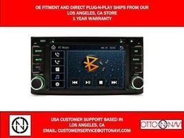 GPS NAVIGATION DVD BT RADIO HEAD UNIT CD PLAYER 07-12 08 09 10 FOR FJ CR... - $296.99