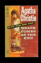 Death Comes As the End [Pocket Books C-335] [Mass Market Paperback] Agat... - $9.79