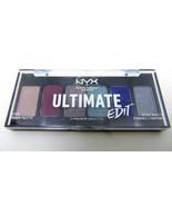 NYX ULTIMATE Petite EyeShadow Palette No.USPP04 Ash 6 x 0.04oz./1.2g - $6.44