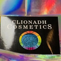 NWT NIB Clionadh Cosmetics JEWELLED MULTICHROME SINGLE PAN *ONE SHADE* CASTLE image 2