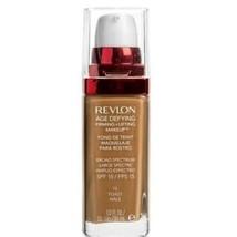 Revlon Age Defying Lifting & Firming Makeup Spf15 30ml 75 Toast - $9.89