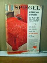 Catalog Spiegel 1968 Down Go Prices! Sale - $13.49