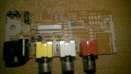 Toshiba 42HP66 Side Av Jack Board CEE134A - $14.85